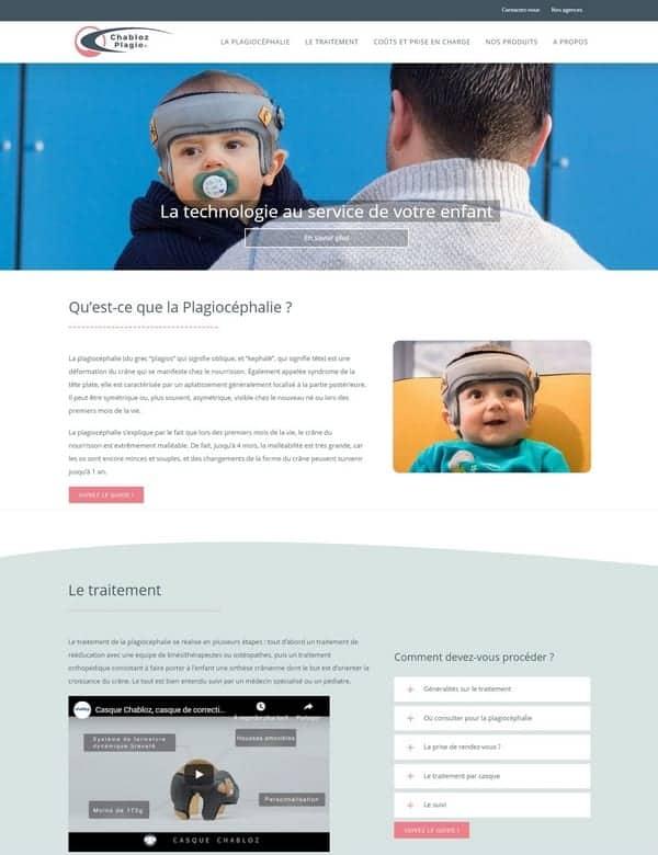 Chabloz plagio site web